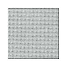 Cross Stitch GREY Aida Cloth 14ct Size 55x30cm X Stitch Fabric
