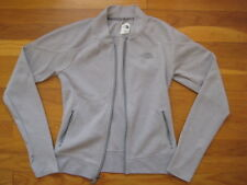 The North Face Mountain Athletics womens zip JACKET gray versitas coat run sz XS