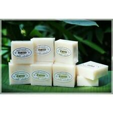 Rice Milk Soap Original Handmade Whitening Collagen Natural Body Face Acne Thai