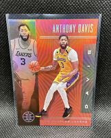 Anthony Davis 2019-20 Illusions Ruby Numbered 026/199 Rare Panini #154 Lakers