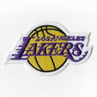 Los Angeles Lakers I iron on patch embroidered patches applique