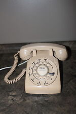 Vintage Northern Electric Table Top Telephone with Dial and middle for phone no.