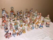 Holly Hobbie Figurine Lot