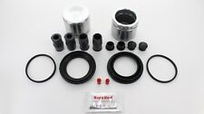FRONT Brake Caliper Seal & Piston Repair Kit for BMW M5 E34 E39 1988-2003 BRKP14