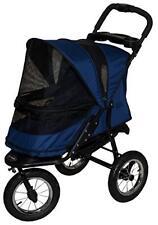 Pet Gear Jogger No-Zip Stroller, Midnight River Pg8400Nzmr Pet stroller New