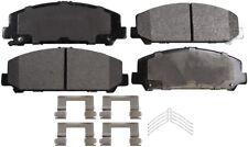 ProSolution Semi-Metallic Brake Pads fits 2011-2015 Nissan Titan Armada  MONROE