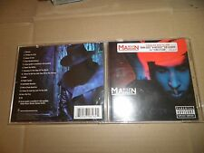 Marilyn Manson : High End Of Low CD (2009) mint