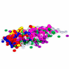200PC Silicone Rubber Stopper Spacer Charm Bracelet Accessories +Pouch+Bead Gift