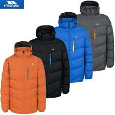 Trespass Mens Blustery Heavyweight Casual Padded Jacket Winter Warm Coat