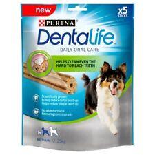 Purina Dentalife Medium Dog Chews 5 x 5 Sticks. Premium Service, Fast Dispatch