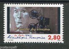 FRANCE 1995, timbre 2919, 1° SIECLE DU CINEMA, PROJECTEUR, ACTEUR, neuf**