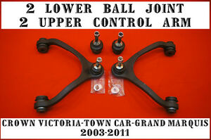 Right Left Upper Control Arm Assembly 03-11 Ford Lincoln Mercury K80038 K80040