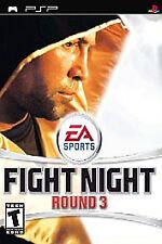 Fight Night: Round 3 (Sony PSP, 2006)