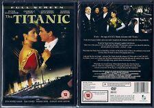 TITANIC MINI SERIES CATHERINE ZETA-JONES GEORGE C SCOTT PETER GALLAGHER NEW DVD