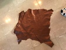 Real Leather,goat skin, full size, bronze  color