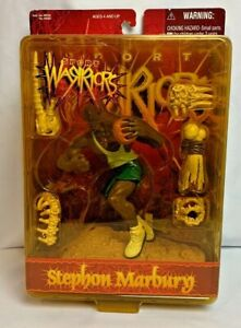 Stephon Marbury Sport Warriors Action Figure & Accessories New In Box