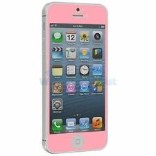 Premium Rose iPhone 5 5C 5s protection d'écran verre trempé oléophobique +