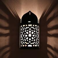 Orientalische wandlampe Marokkanische Wandleuchte MAROKKO Orient aus Eisen TAJ