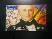 GB~Guernsey 1993~Prestige Stamp Booklet~De la Rue~SB51~Unmounted Mint~UK