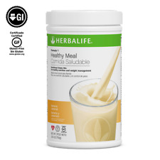 Herbalife Formula 1 Healthy Meal Nutritional Shake Mix: Banana Caramel 750 g