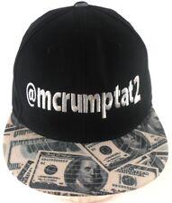 Mike Crump Tattoo Artist @mcrumptat2 Embroidered Kbethos Snapback Cap Hat