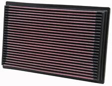 K&N Performance Air Filter Nissan Navara D40 3.0L YD25 Spain Built