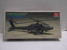 ACADEMY AH-64A APACHE ATTACK HELICOPTER  1/72  NO DECALS