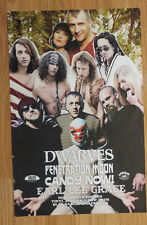 Music Poster Promo Dwarves - Penetration Moon
