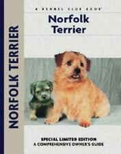 Norfolk Terrier-ExLibrary