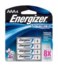 Energizer AAA Ultimate Lithium Batteries - L92BP4