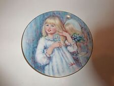 "Wedgwood Mary Vickers ""Day Dream"" Plate, Limited Edition"