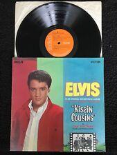 Elvis Presley - Kissin' Cousins Vinyl LP RCA PL 42355 (1977) Excellent Condition