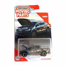 Matchbox FWD28-16 Ford Ranger Matte Gray Scale 1:64 Model Car New !°