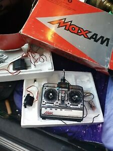 Jr Propo Max Am B4C-3Sn Am Transmitter RC Remote control motor
