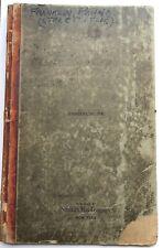 Pennsylvania- Venango County / 1922 Insurance Maps volume for Franklin including