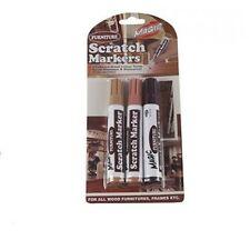 PMS-mobili Marcatori per legno,Confezione di Luce Scura,Graffio Copri Costume