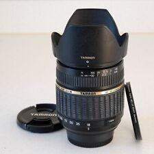 Tamron AF 18-200mm F/3.5-6.3 (IF) Macro XR Di II (model A14-Nikon fit)