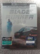 Blade Runner 2049 (DVD, SteelBook 4K Ultra HD Blu-ray/Blu-ray Only at Best Buy)