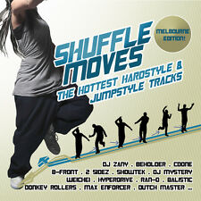 CD Hottest Hardstyle and Jumpstyle Titres Shuffle Moves d'Artistes divers 2CDs