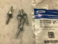 4 Pack Ford Escape 3.0L OEM EGR Stud Bolt W705779.S437