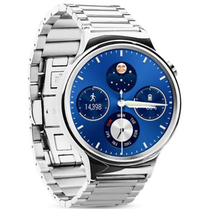 Huawei Watch Stainless Steel Classic Smartwatch Compatibile Apple iOS e Samsung
