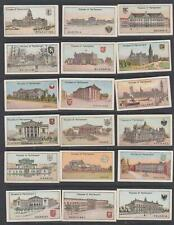 CIGARETTE CARDS Wills 1914 Houses of Parliament - (29 cards) missing 14,15,27,33