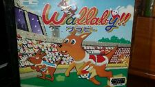 WALLABY (Japanese Import) TURBO GRAFX 16 PC Engine