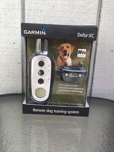 Garmin Delta XC Remote Dog Training e-Collar- Open Box