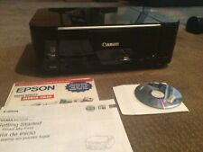 Canon PIXMA MG-5220 Wireless Printer Copier Scanner Fax, Needs timing strip