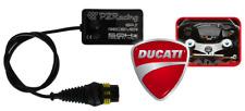 PZRacing GPS récepteur laptimer desmotronic de400 pour Ducati 848 EVO 07-13