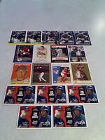 *****Benjie (Ben) Molina*****  Lot of 85 cards.....38 DIFFERENT