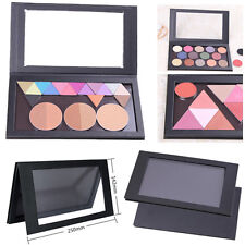 Portable Empty Magnetic Makeup Palette Eye Shadow DIY Tray Large Size Box Case