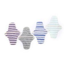 240mm naturel coton réutilisables serviette hygiénique tampon tissu Ma I