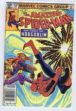 AMAZING SPIDERMAN 239 250 260 7.0 AVG  HOBGOBLIN LOT NICE BOOKS WP GLOSSY PTC